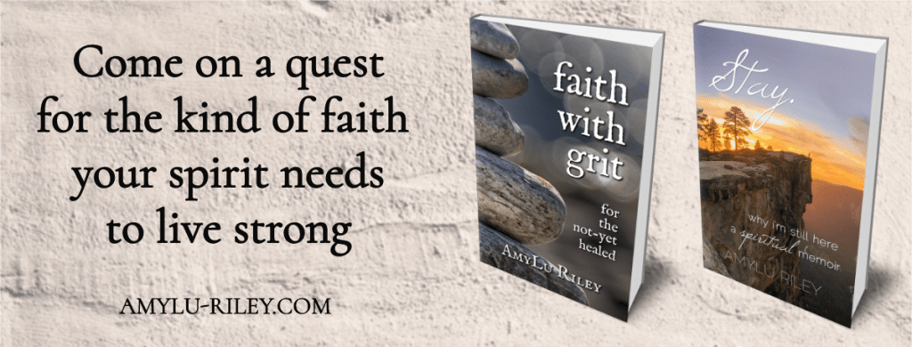 Come on a quest for the kind of faith your spirit needs to live strong.