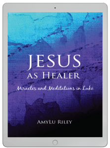 Jesus as Healer by AmyLu Riley