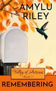 Remembering: Valley of Artisans - Book 1 by AmyLu Riley - book cover