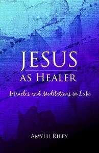 Jesus as Healer book cover